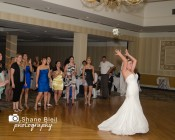 Bouquet Toss!